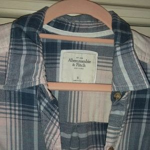 Womens Abercrombie Flannel